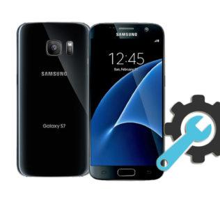 Factory Reset Samsung Galaxy S7