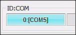 Samsung Odin COM number