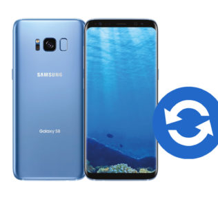 Update Samsung Galaxy S8 SM-G950U Software