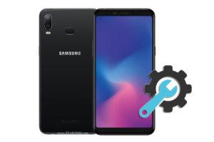 Factory Reset Samsung Galaxy A6s