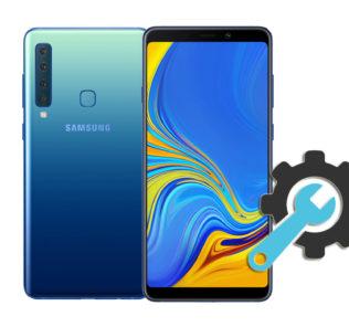 Factory Reset Samsung Galaxy A9 2018
