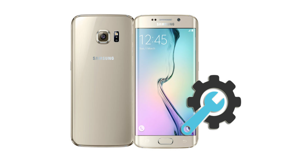 Factory Reset Samsung Galaxy S6 Edge