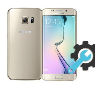 Factory Reset Samsung Galaxy S6 Edge