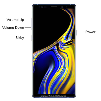 Samsung Galaxy Note9 Hardware Buttons