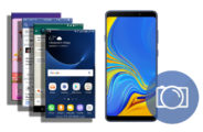 Take a Screenshot on Samsung Galaxy A9 2018