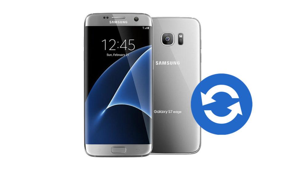 Update Samsung Galaxy S7 Edge Software