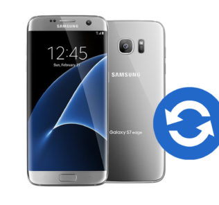 Update Samsung Galaxy S7 Edge Software