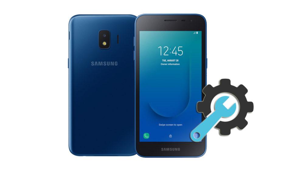 Factory Reset Samsung Galaxy J2 Core