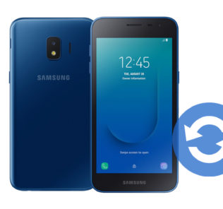 Update Samsung Galaxy J2 Core Software