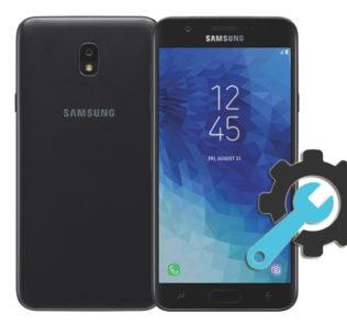 Factory Reset Samsung Galaxy J7 2018