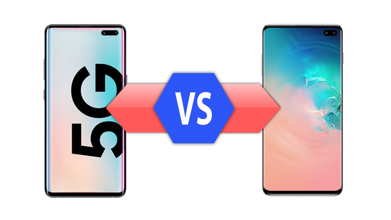 Samsung Galaxy S10 5G vs Galaxy S10 Plus Specs