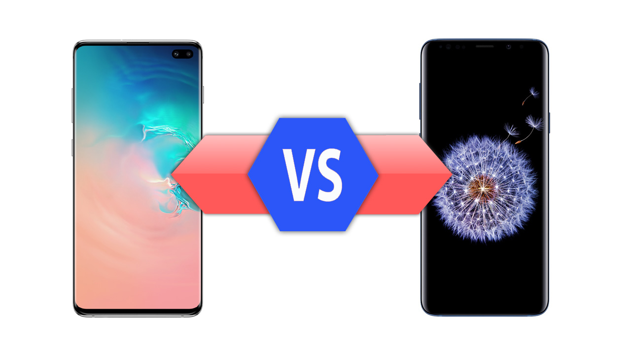 Samsung Galaxy S10 Plus vs Galaxy S9 Plus Specs