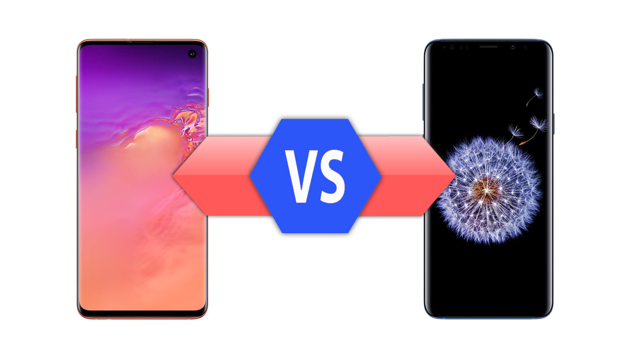 Samsung Galaxy S10 vs Galaxy S9 Plus Specs