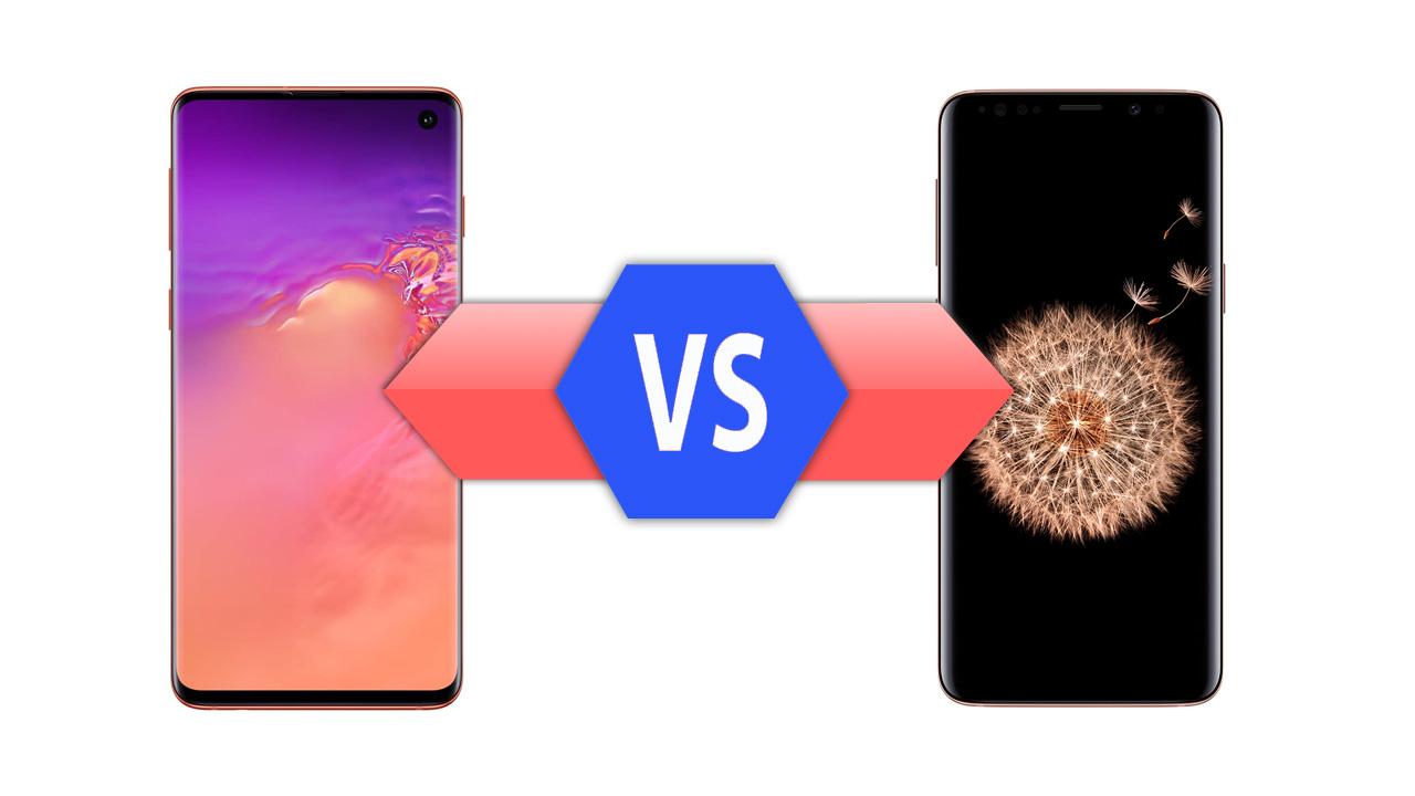 Samsung Galaxy S10 vs Galaxy S9 Specs