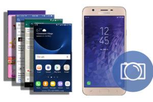 Take a Screenshot Samsung Galaxy J7 Refine