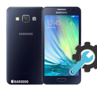 Factory Reset Samsung Galaxy A3