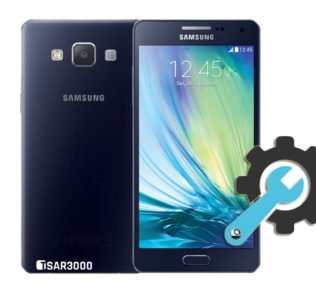 Factory Reset Samsung Galaxy A5