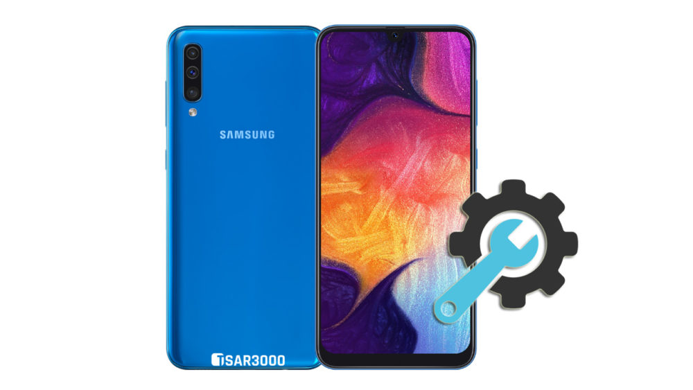 Factory Reset Samsung Galaxy A50