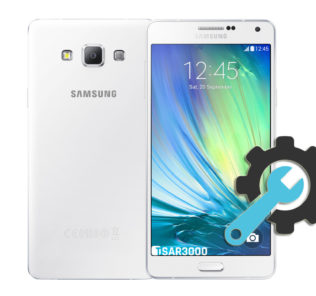 Factory Reset Samsung Galaxy A7