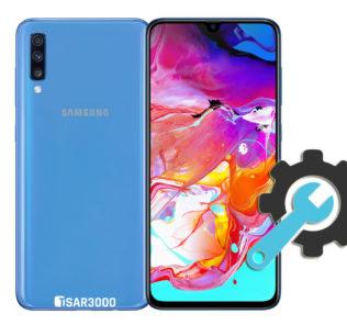 Factory Reset Samsung Galaxy A70