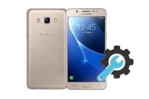 Factory Reset Samsung Galaxy J5 2016