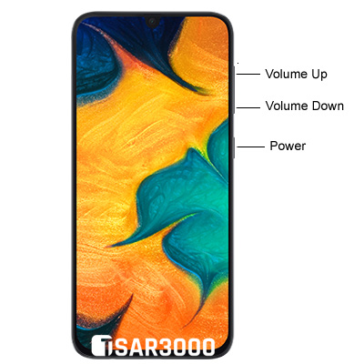 Samsung Galaxy A30 Hardware Keys