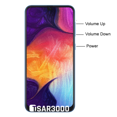 Samsung Galaxy A50 Hardware Keys