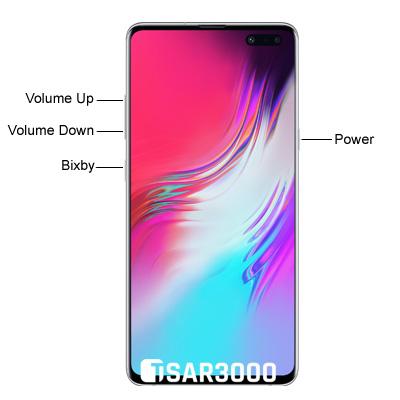Samsung Galaxy S10 5G Hardware Keys