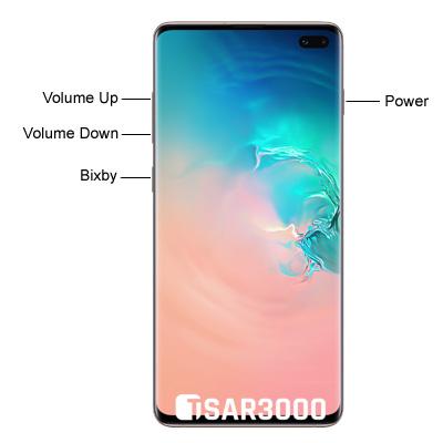 Samsung Galaxy S10 Plus Hardware Keys