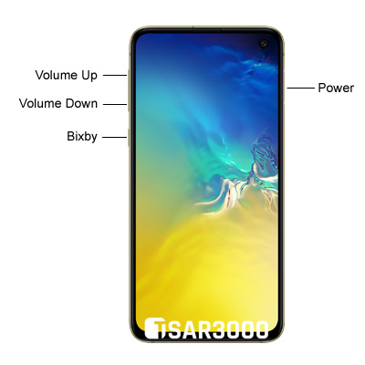 Samsung Galaxy S10e Hardware Keys