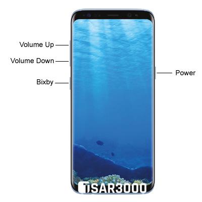 Samsung Galaxy S8 Hardware Keys