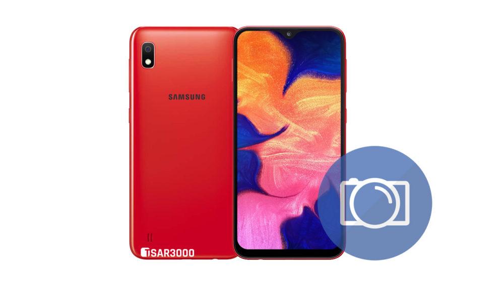 Take Screenshot Samsung Galaxy A10