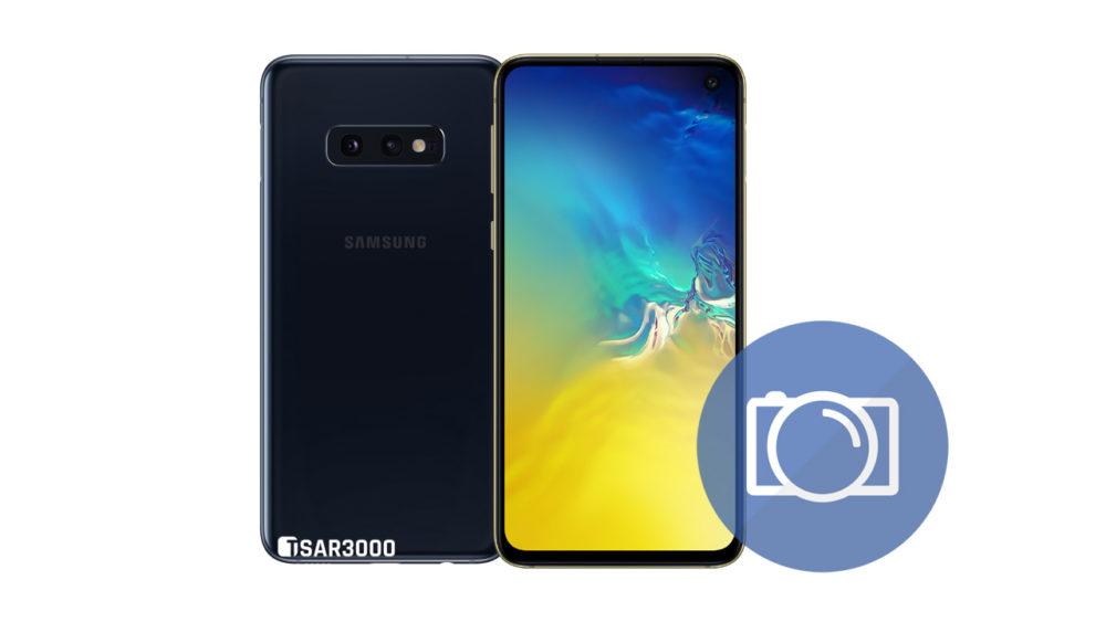 Take Screenshot Samsung Galaxy S10e