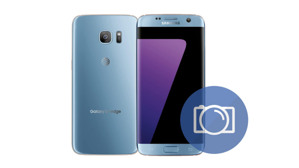 Take Screenshot Samsung Galaxy S7 Edge