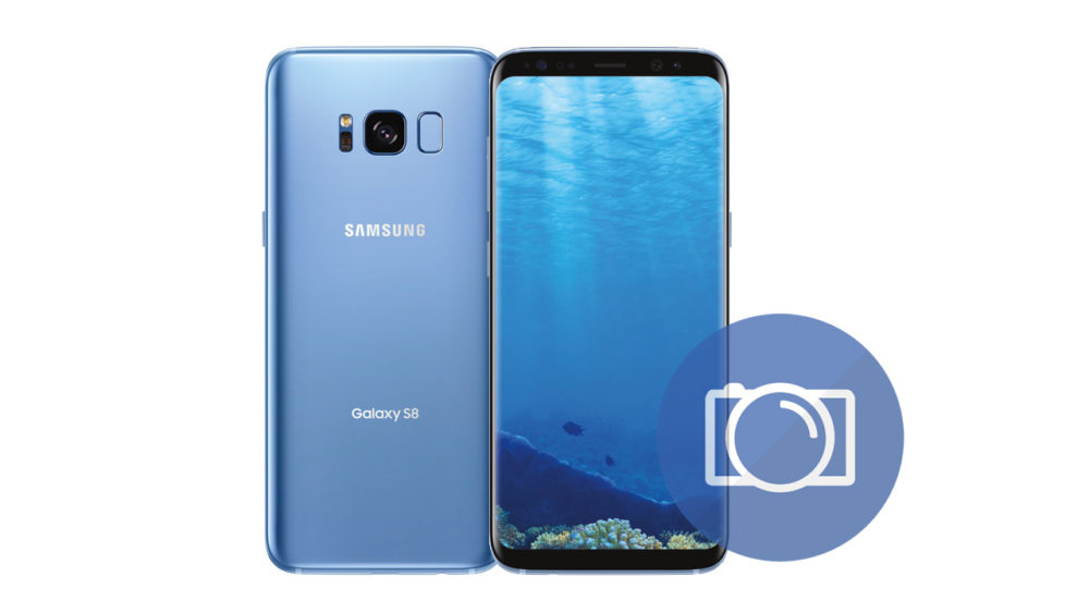 Take Screenshot Samsung Galaxy S8