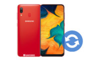 Update Samsung Galaxy A30 Software