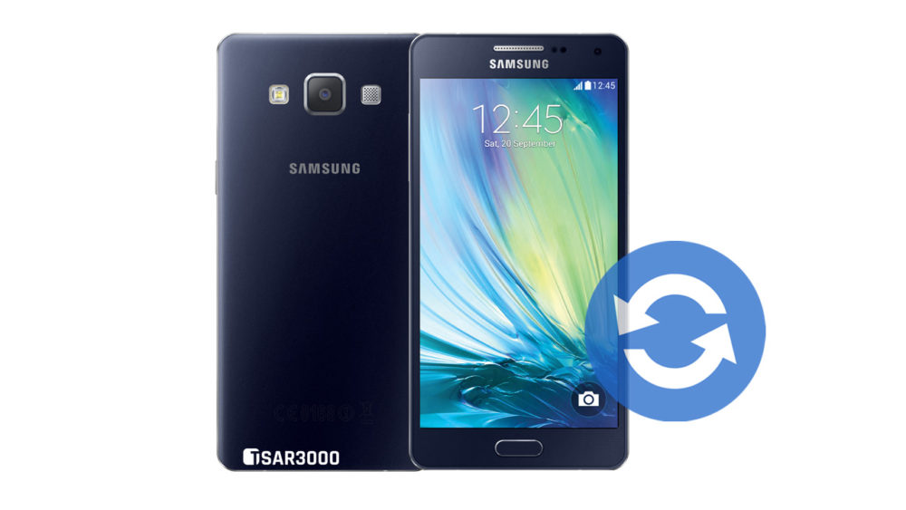 Update Samsung Galaxy A5 Software