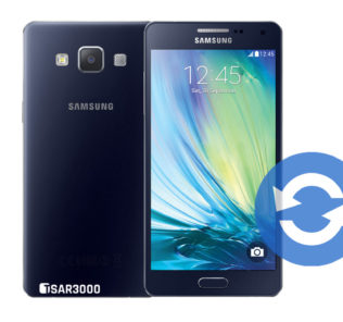 Update Samsung Galaxy A5 Software
