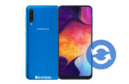 Update Samsung Galaxy A50 Software