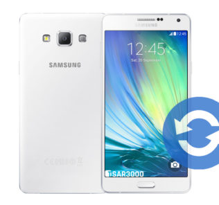 Update Samsung Galaxy A7 Software