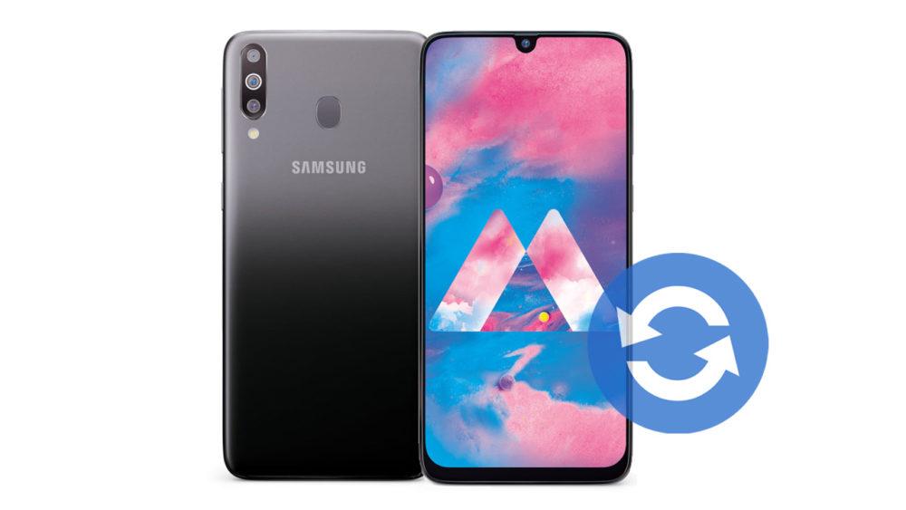 Update Samsung Galaxy M30 Software