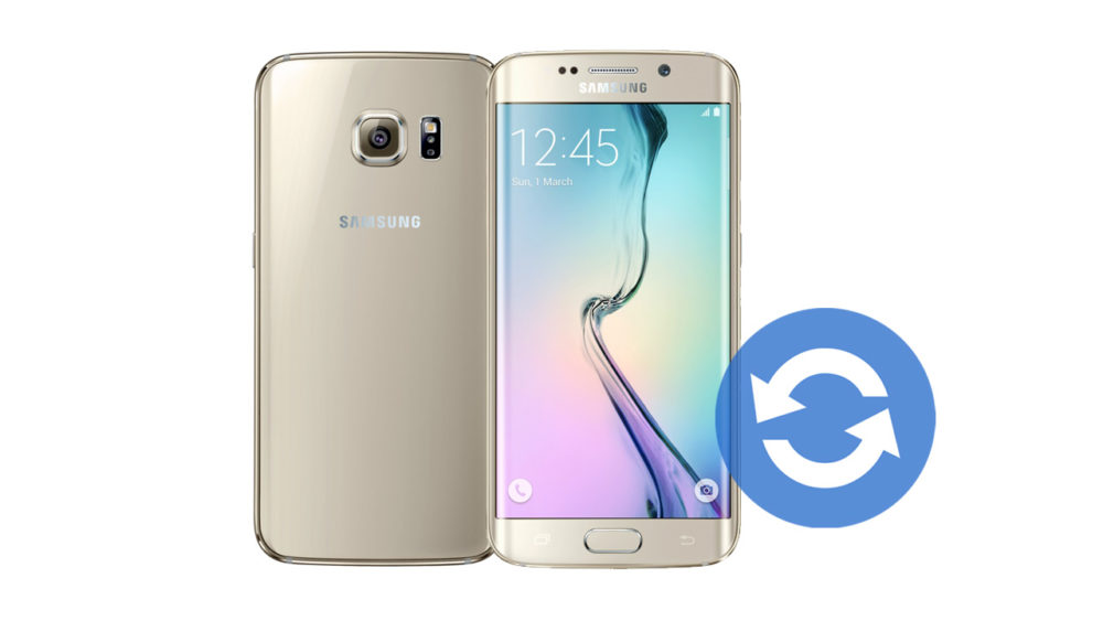 Update Samsung Galaxy S6 Edge Software
