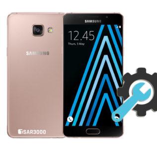 Factory Reset Samsung Galaxy A5 2016