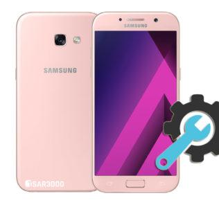 Factory Reset Samsung Galaxy A5 2017