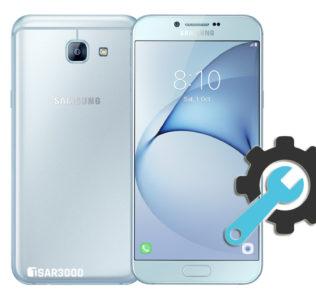 Factory Reset Samsung Galaxy A8 2016