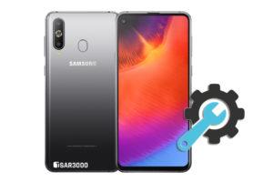 Factory Reset Samsung Galaxy A9 Pro 2019