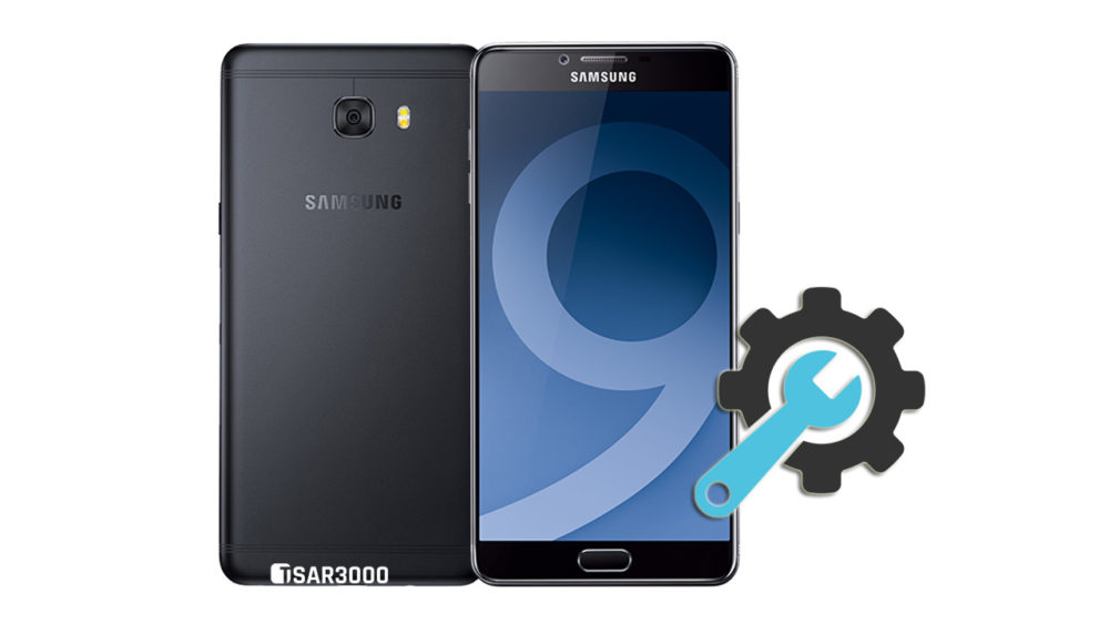 Factory Reset Samsung Galaxy C9 Pro