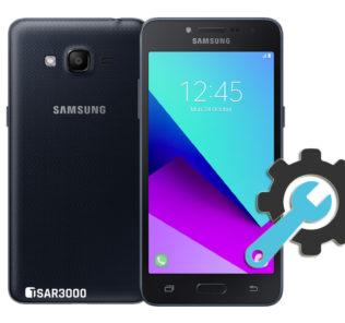 Factory Reset Samsung Galaxy Grand Prime Plus