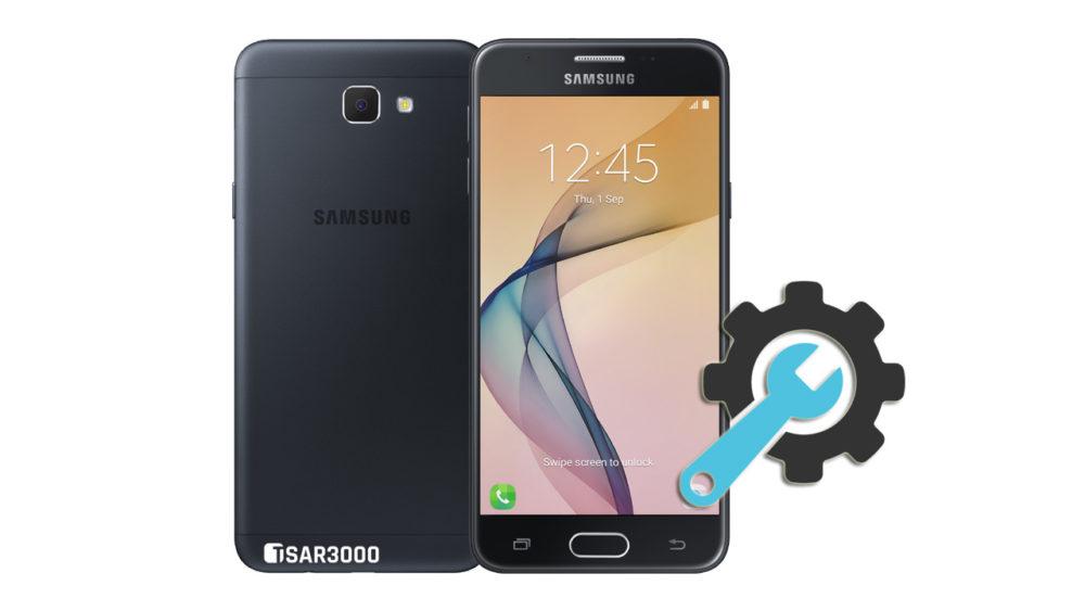 Factory Reset Samsung Galaxy J5 Prime