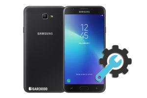 Factory Reset Samsung Galaxy J7 Prime2